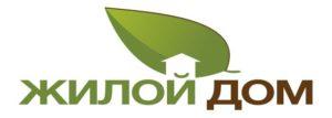 Создание логотипа компании Жилой дом